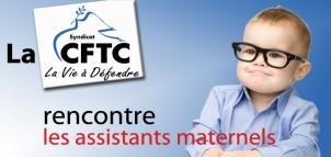 Rencontre avec les Assistants Maternels de Saint Caprais de Blaye (Gironde)