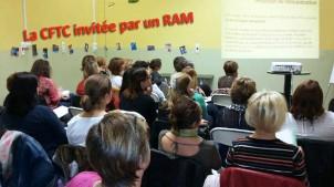 La CFTC invitée par un RAM de Charente