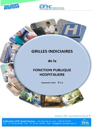 Grilles indiciaires de la fonction publique hospitali re - Grille indiciaire aide soignante fonction publique hospitaliere ...