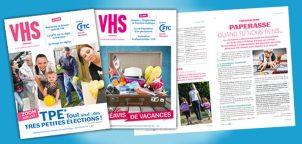Le VHS, c'est maintenant, aussi en ligne !
