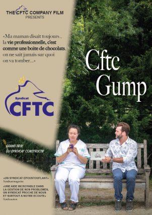 Affiche : CFTC Gump