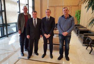L'interfon CFTC reçue par Monsieur Olivier Dussopt, Secrétaire d'État auprès du Ministre de l'Action et des Comptes Publics