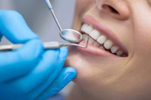 Soins dentaires pour les salariés de la branche