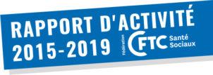 Rapport d'activité – 2015/2019